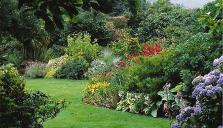 En el jardin de Pepeplana